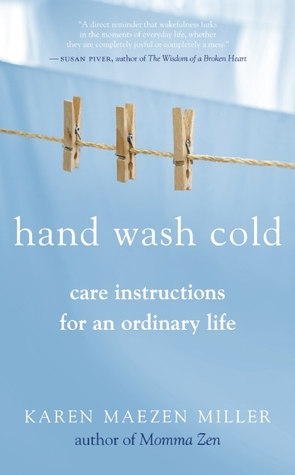 Hand Wash Cold Care Instructions For An Ordinary Life By Karen