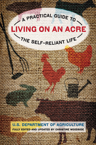 Living on an Acre by Christine Woodside