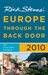 Rick Steves' Europe Through the Back Door 2010: The Travel Skills Handbook