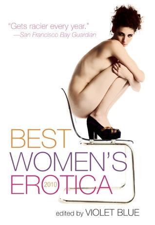Best Women's Erotica 2010 by Violet Blue