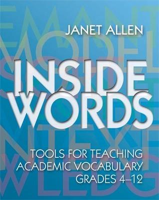 Inside Words by Janet Allen