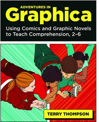 Adventures in Graphica by Terry    Thompson