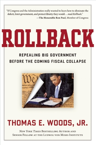 Rollback by Thomas E. Woods Jr.