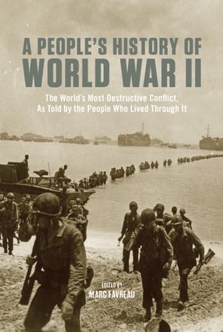 A People's History of World War II by Marc Favreau