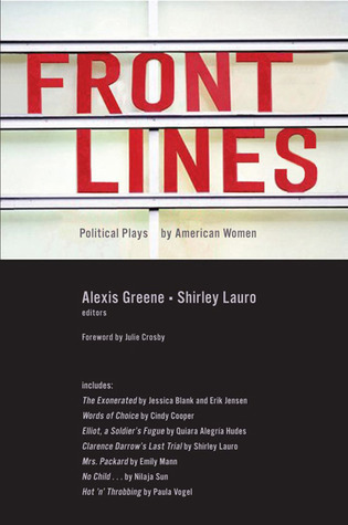 Front Lines by Alexis Greene