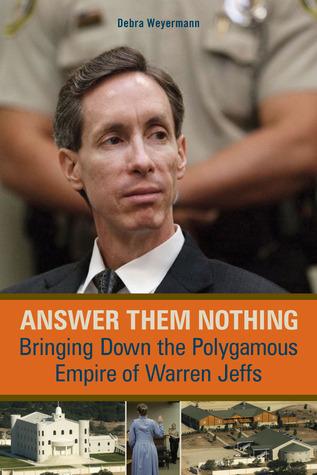 Answer Them Nothing by Debra Weyermann