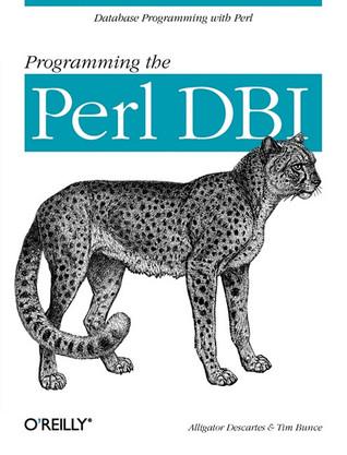Programming the Perl DBI by Tim Bunce