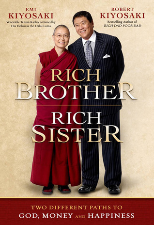 Rich Brother Rich Sister by Robert T. Kiyosaki