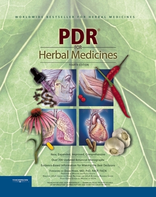Ebooks for mobile PDR for Herbal Medicines, 4th ed. (Physician's Desk Reference (Pdr) for Herbal Medicines) by Physicians\' Desk Reference Foreword: David Heber PDF