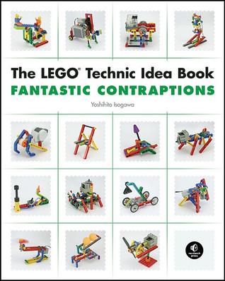The LEGO Technic Idea Book by Yoshihito Isogawa