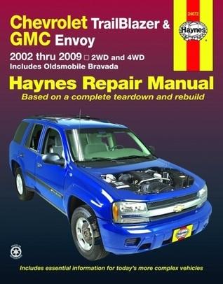 Chevrolet TrailBlazer & GMC Envoy 2002 thru 2009