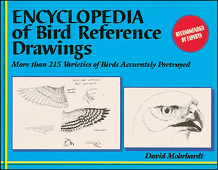 Encyclopedia of Bird Reference Drawings: More Than 215 Varieties of Birds Accurately Portrayed