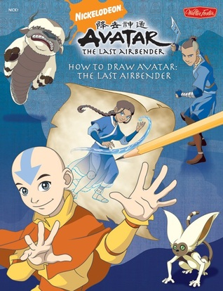 How to Draw Avatar: The Last Airbender by Shane Johnson