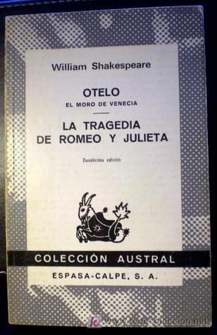 Otelo - La Tragedia de Romeo y Julieta