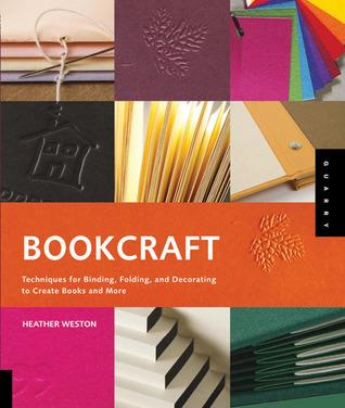 Bookcraft by Heather Weston