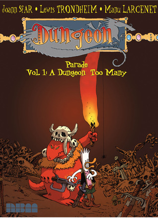 Dungeon: Parade - Vol. 1: A Dungeon Too Many