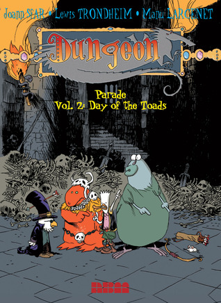 Dungeon: Parade - Vol. 2: Day of the Toads