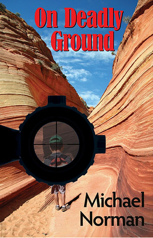 On Deadly Ground: A J.D. Books Mystery