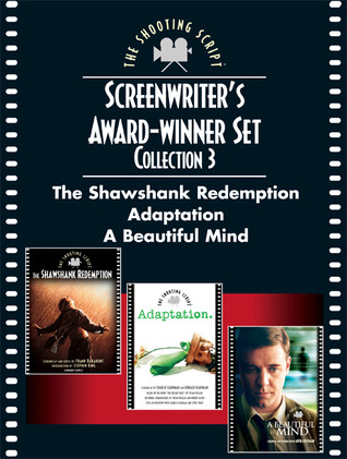 Screenwriters Award-winner Set, Collection 3: The Shawshank Redemption, Adaptation, and A Beautiful Mind