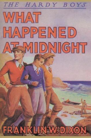 What Happened at Midnight Hardy Boys