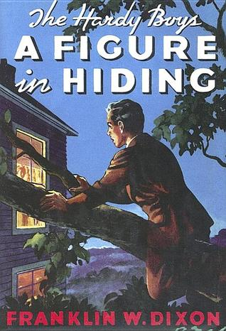A Figure in Hiding (Hardy Boys, #16)