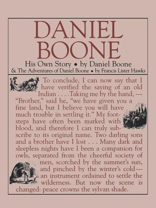 Daniel Boone by Daniel Boone