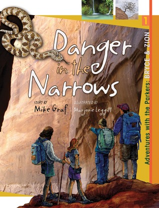 Bryce and Zion: Danger in the Narrows