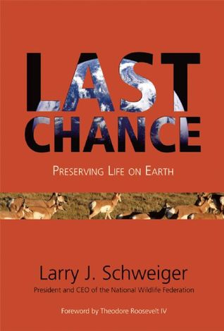 Last Chance: Preserving Life on Earth (Speakers Corner)