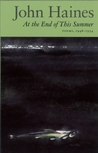 At the End of this Summer: Poems, 1948-1953