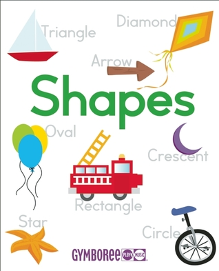 Gymboree Shapes: Learn about Shapes in Five Languages (English, Spanish, French, German, Italian)