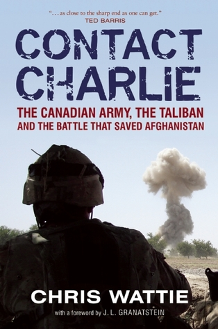 Contact Charlie by Chris Wattie