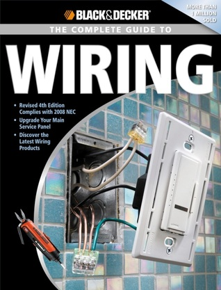 Marvelous Black Decker The Complete Guide To Wiring By Black Decker Wiring 101 Akebretraxxcnl