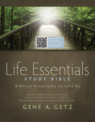 Life Essentials Study Bible, Hardcover: Biblical Principles to Live By