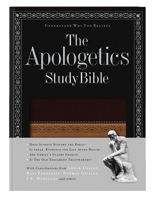 The Apologetics Study Bible (Apologetics Bible) HCSB
