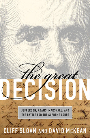 The Great Decision by Cliff Sloan