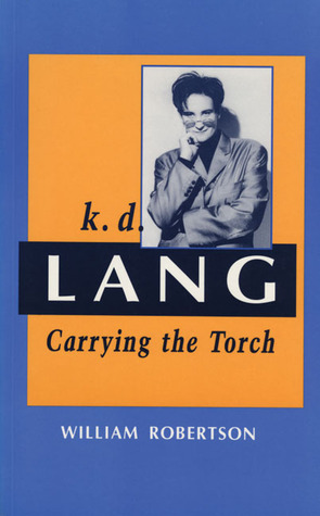 k.d. lang by William B. Robertson