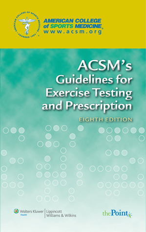 McArdle, Exercise Physiology, North American Edition; ACSM's Health-Related Physical Fitness Assessment Manual; & ACSM's Guidelines for Exercise Testing and Prescription Package