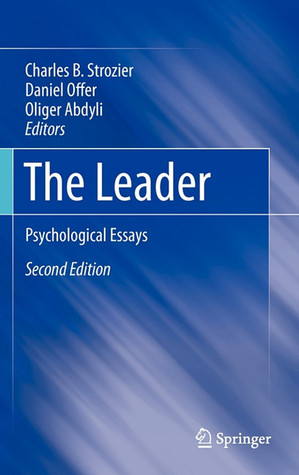 an introduction to the pshychology of the leadership