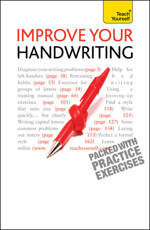 Improve your handwriting pdf