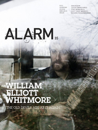 ALARM 35: Music From Nowhere: with William Elliot Whitmore, P.O.S, Fever Ray, Kylesa, Dan Deacon