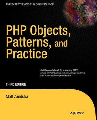 Php objects, patterns, and practice by matt zandstra (english.