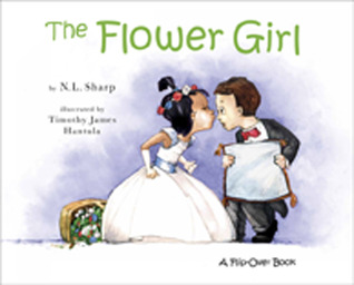 The Flower Girl / The Ring Bear by N.L. Sharp