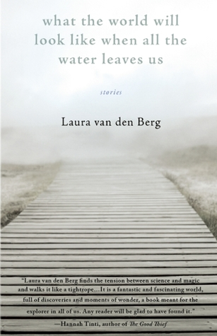 What the World Will Look Like When All the Water Leaves Us by Laura van den Berg