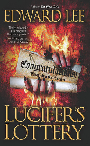 Lucifer's Lottery by Edward Lee