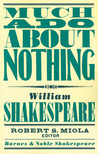 Much Ado About Nothing (Barnes  Noble Shakespeare)
