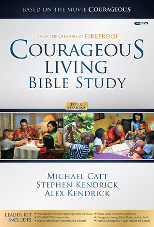 Courageous Living Bible Study Leader Kit