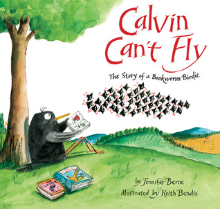 Calvin Can't Fly by Jennifer  Berne