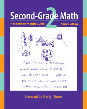 Second-grade Math: A Month-to-Month Guide