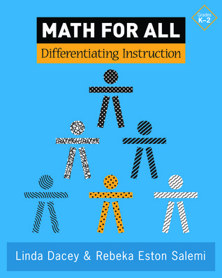 Math for All: Differentiating Instruction, Grade K-2 by Linda Dacey