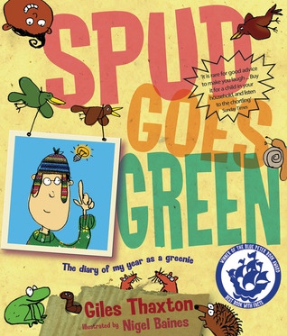 Image result for spud goes green by